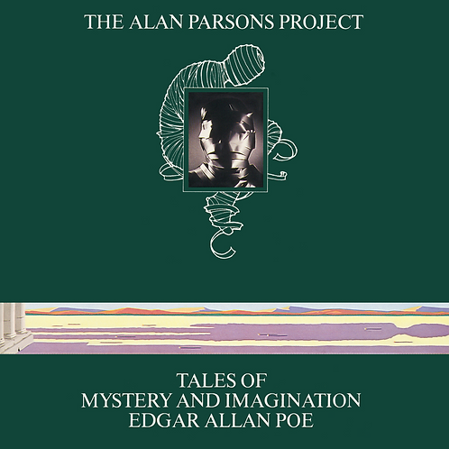 ALAN PARSON PROJECT - Tales of Mystery and Imagination (CD)