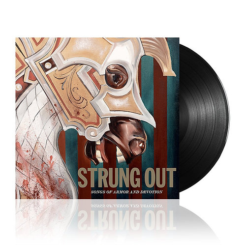 STRUNG OUT - SONGS OF ARMOR AND DEVOTION (Vinyl)