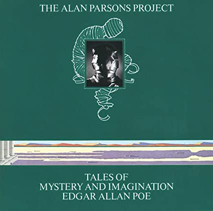 THE ALAN PARSONS PROJECT - Tales of Mystery and Imagination (CD)