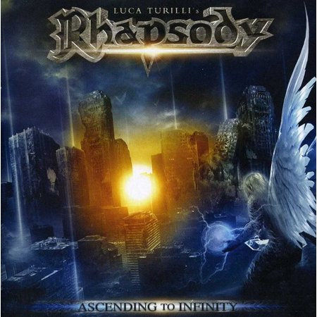LUCA TURILLI'S RHAPSODY - Ascending To Infinity (CD)