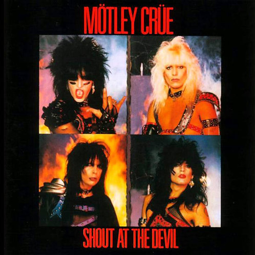 MOTLEY CRUE - Shout At The Devil (CD)
