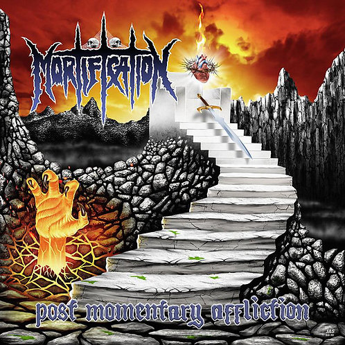 MORTIFICATION - Post Momentary Affliction (CD)