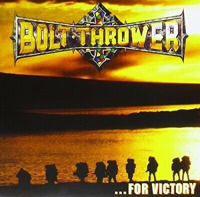 BOLT THROWER - For Victory - (CD)
