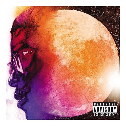 KID CUDI - Man On The Moon: The End Of Day - (CD)