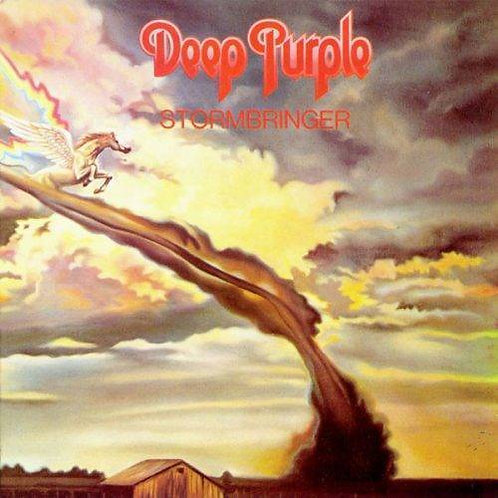 DEEP PURPLE- STORMBRINGER (Vinyl)