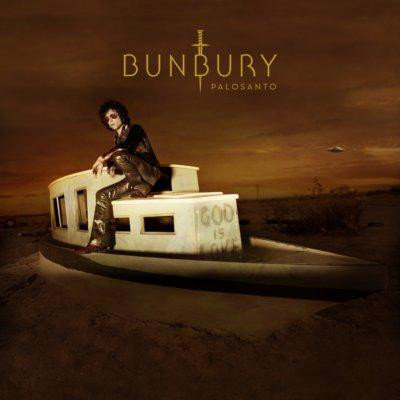 BUNBURY - Palosanto (CD)