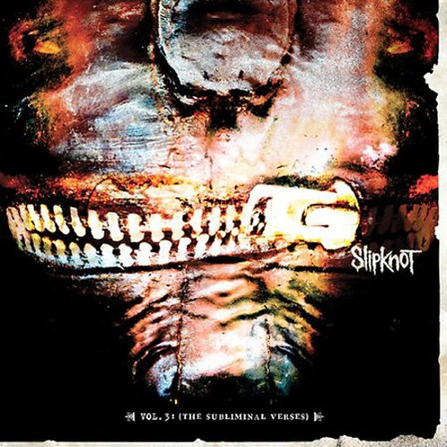 SLIPKNOT - VOL 3: THE SUBLIMINAL VERSES (CD)