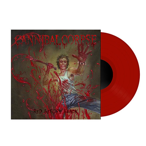 CANNIBAL CORPSE - Red Before Black (Vinyl)