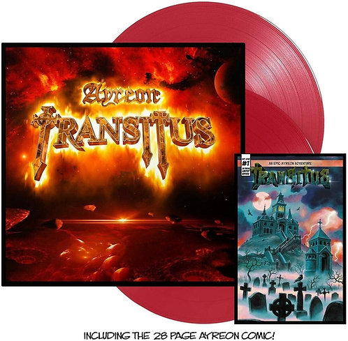 AYREON - Transitus – (Red Vinyl)