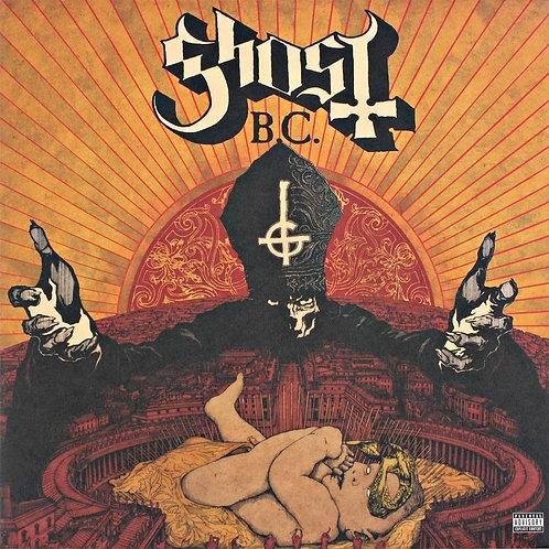 GHOST - Infestissumam Deluxe (CD)