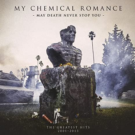 MY CHEMICAL ROMANCE - May Death Never Stop You - (CD)