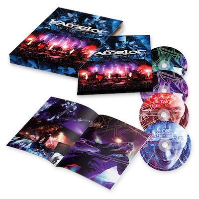 KAMELOT - I am the empire live - BR+DVD+CD