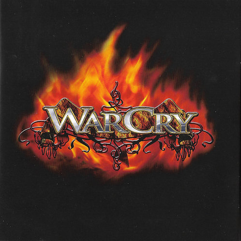 WARCRY - Warcry (CD)