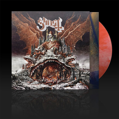GHOST - PREQUELLE - CLEAR RED (Vinyl)
