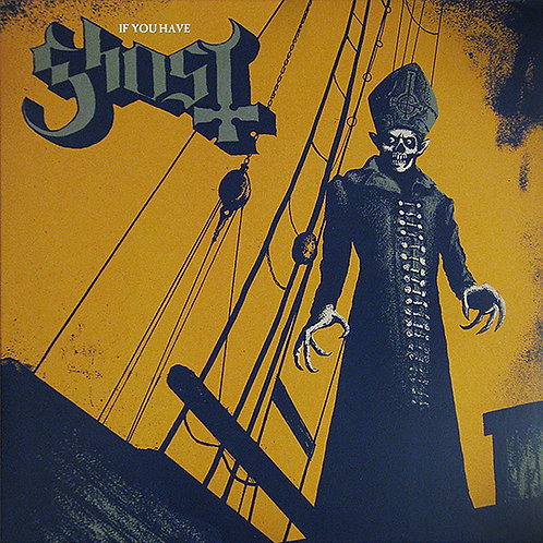 GHOST - If You Have Ghost (CD)