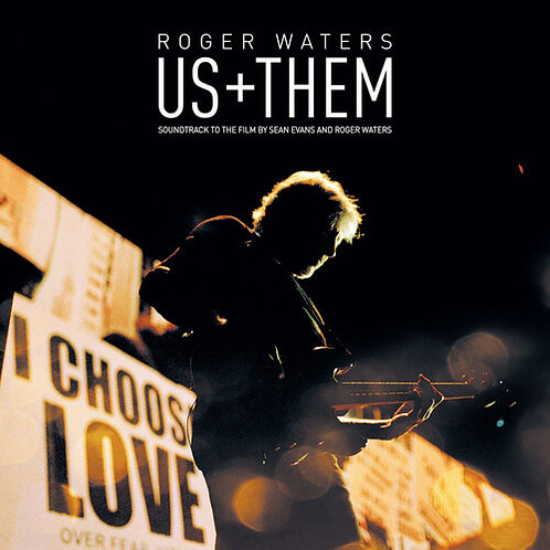 ROGER WATERS - US + THEM  (2CD+BOOKLET)
