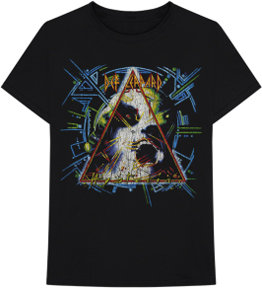 DEF LEPPARD - HYSTERICA MENS T-SHIRT (Camisetas)