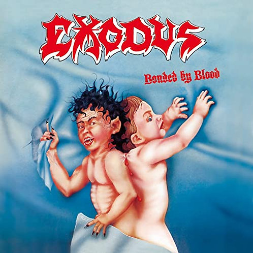 EXODUS - Bonded By Blood - (CD)
