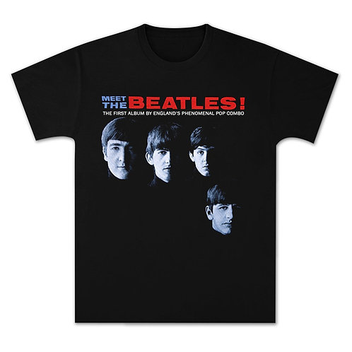 THE BEATLES - The First Album by... (Camiseta)