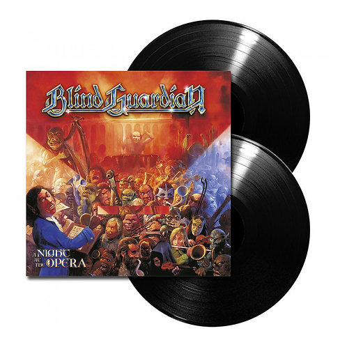 BLIND GUARDIAN - A Night At The Opera (Vinyl)