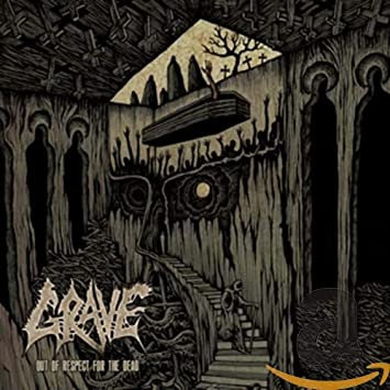 GRAVE - Out Of Respect For The Dead - (CD)