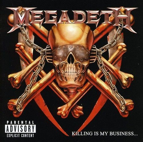 MEGADETH - Killing Is My Business... and Business Is Good! (CD)