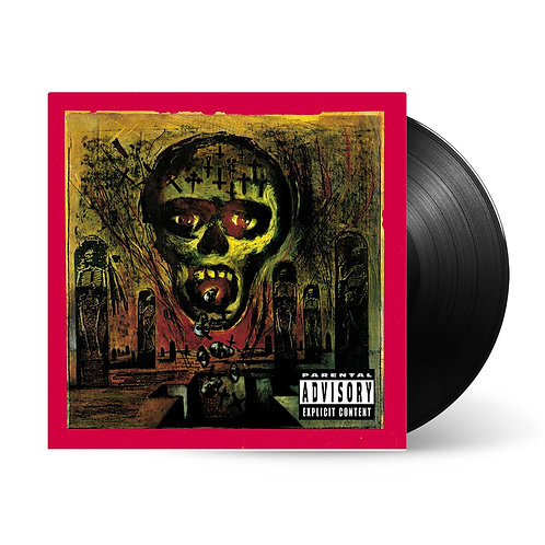 SLAYER - SEASON IN THE ABYSS Vinyl