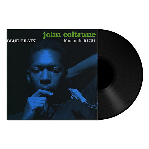 JOHN COLTRANE - Blue Train (Vinyl)
