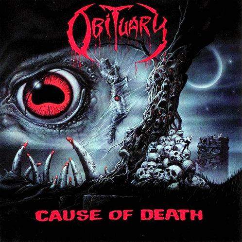 OBITUARY - Cause Of Death (CD)