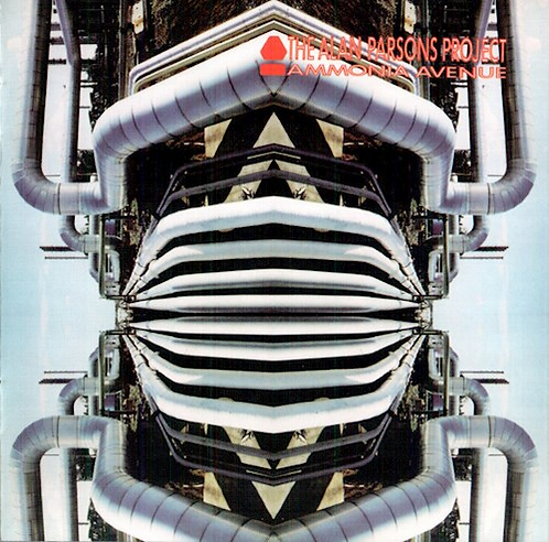THE ALAN PARSONS PROJECT - Ammonia Avenue (CD)