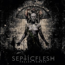 SEPTICFLESH - A fallen temple (REISSUE) (CD)
