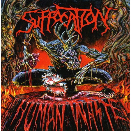 SUFFOCATION - Human Waste (CD)