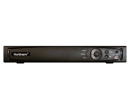 4Ch /4 POE Network Video Recorder