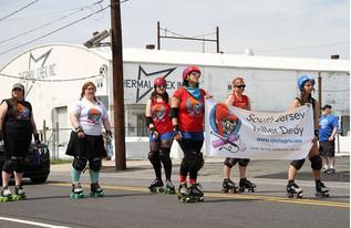 South Jersey Roller Derby @ NJ.com