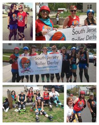 South Jersey Roller Derby Helps Westville Celebrate 100 years