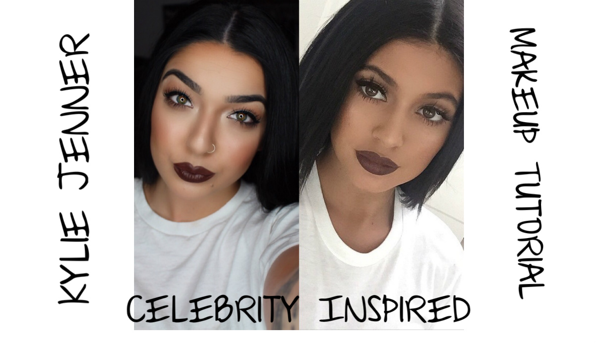 Kylie Jenner Inspired Tutorial