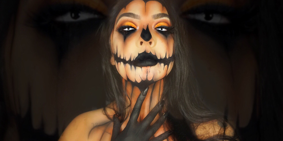 Halloween Makeup Masterclass