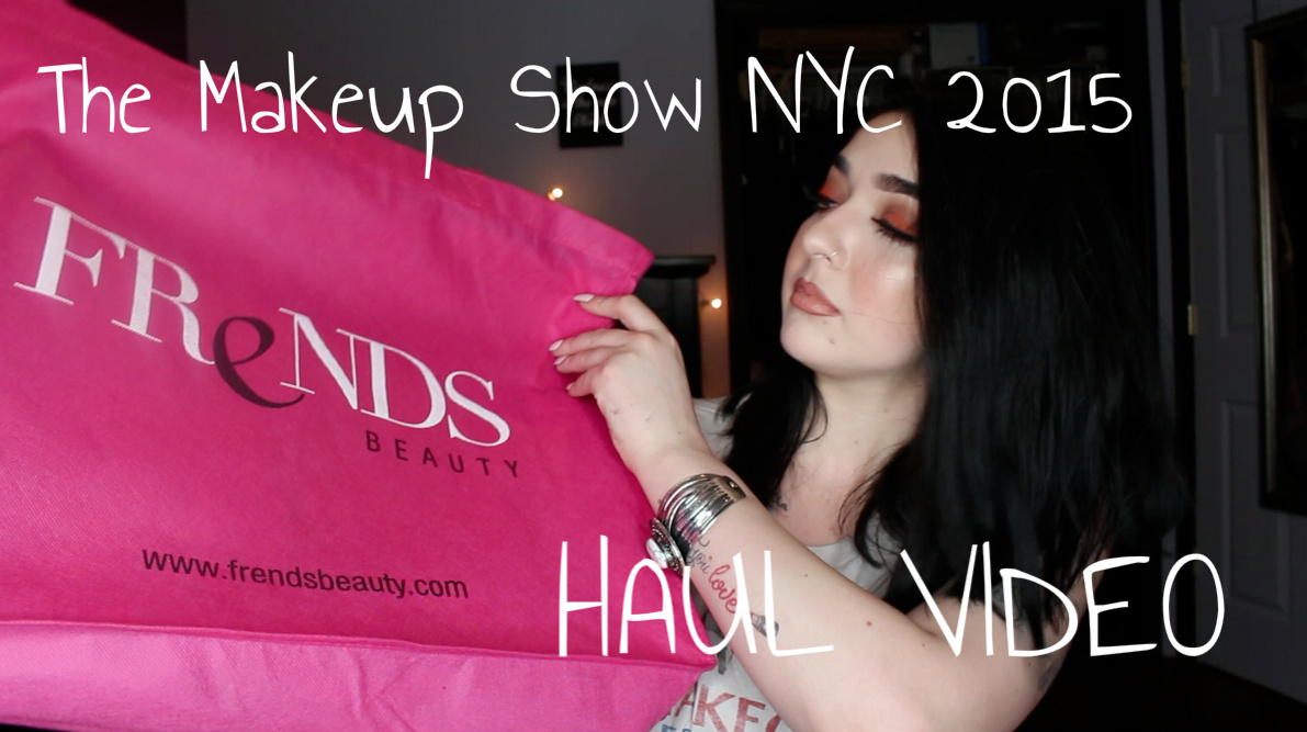 The Makeup Show Haul