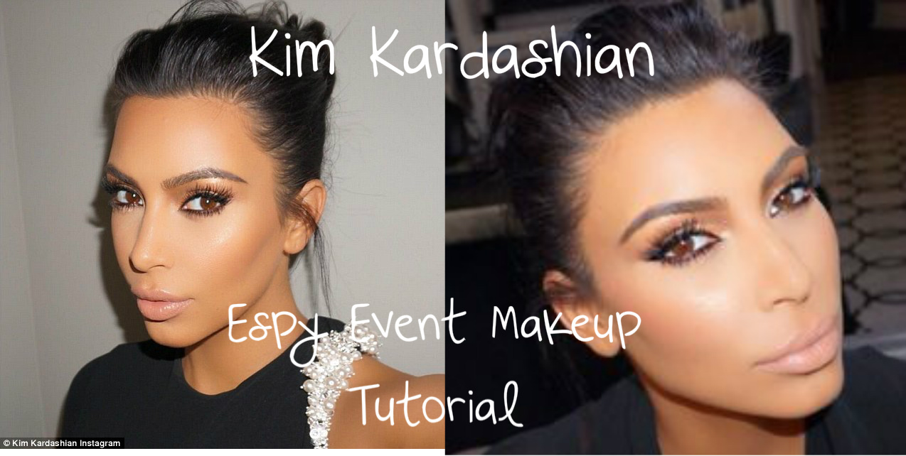 Kim K Espy Event Inspired Tutorial