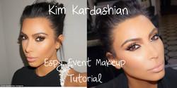 Kim K Espy Event Inspired Tutorial