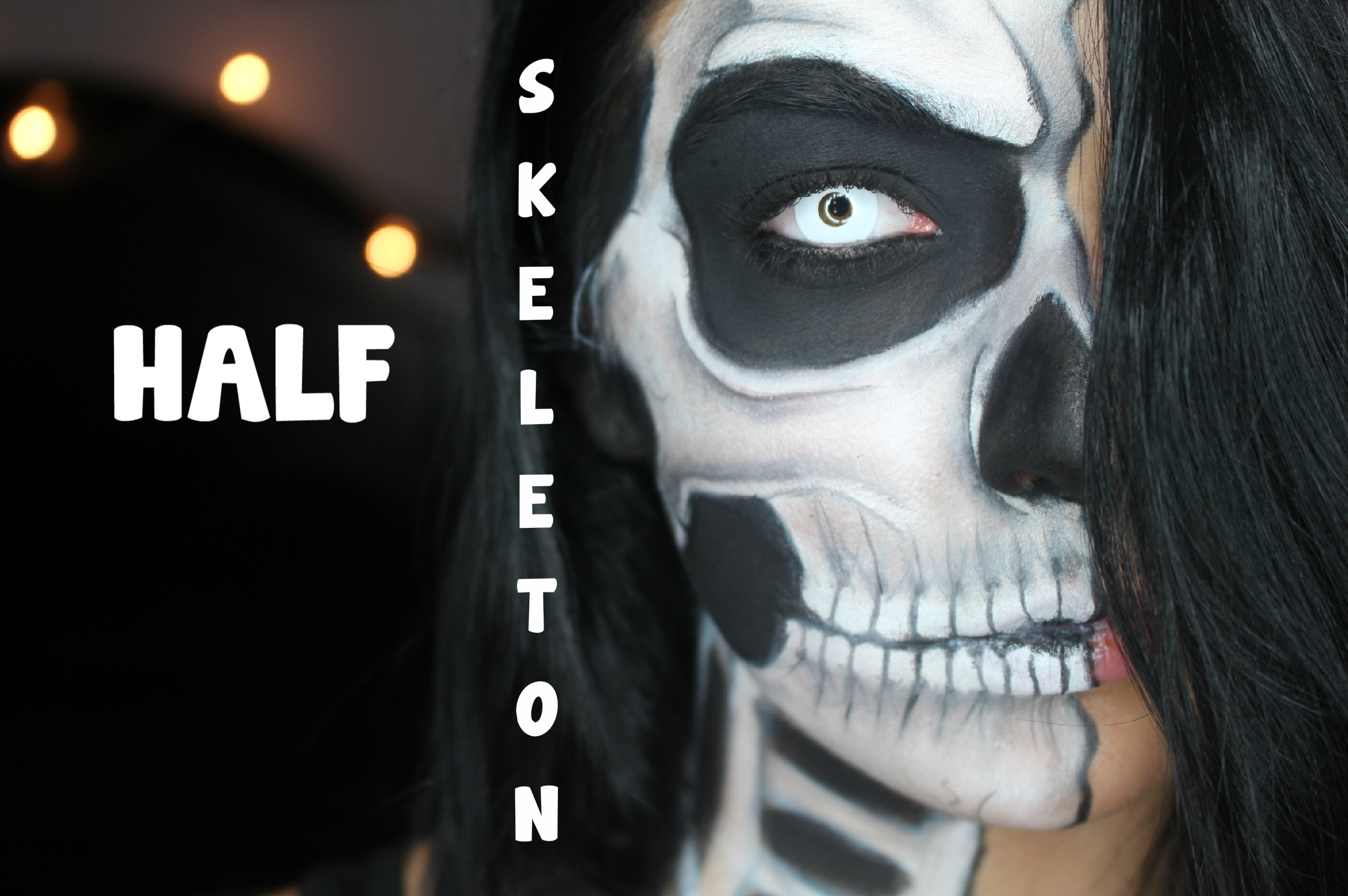 Half Skeleton Tutorial