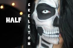 Half Skeleton Tutorial