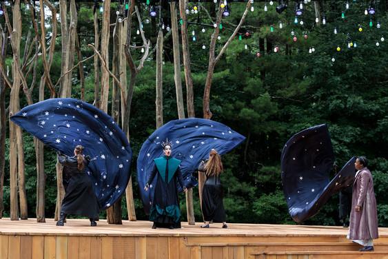 The Magic Flute, Glimmerglass Festival,  ©Karli Cadel