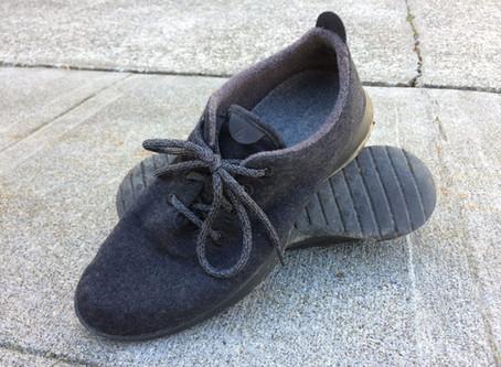 Allbirds Shoes, Like Walking on a Cloud