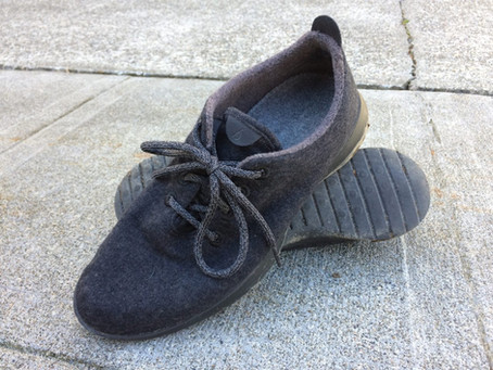 Allbirds Shoes, Like Walking on a Cloud