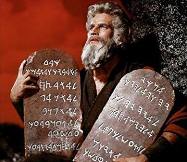 The 10 Commandments of Jiu Jitsu