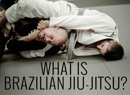 What is Brazilian Jiu Jitsu