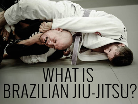 What is Brazilian Jiu Jitsu