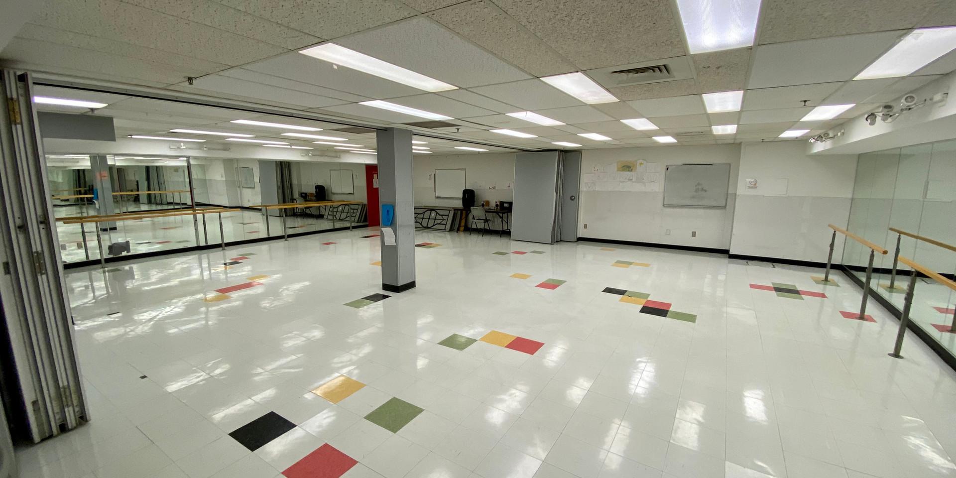 Salle de danse - CME