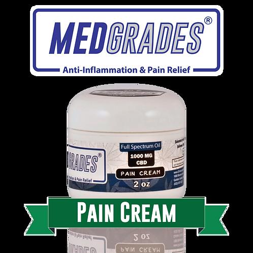 MEDGRADES: 1000mg Pain Cream